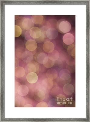 Dreamtime Framed Print by Jan Bickerton