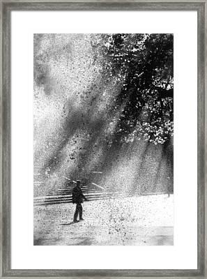 Dreamwalking Framed Print by Ilker Goksen