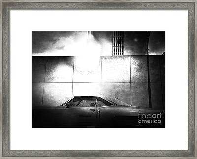 Drive Framed Print by Angelo Merluccio