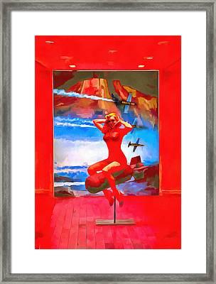 Drive Framed Print by Viktor Savchenko