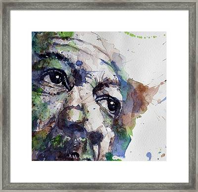 Driving Miss Daisy Framed Print by Paul Lovering