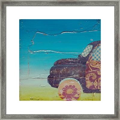 Driving Sound Framed Print by Danny Phillips