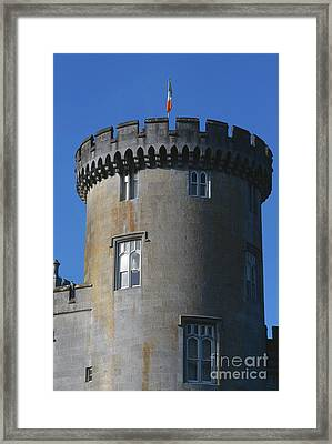 Dromoland Framed Print by Chris Selby