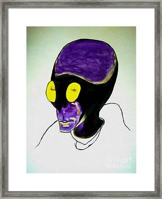 Dsc08089id Framed Print by Bruce Stanfield