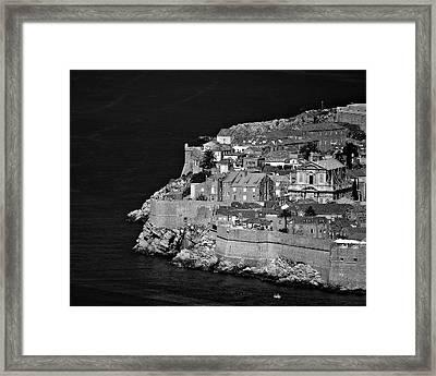 Dubrovnik Framed Print by Mario Celzner