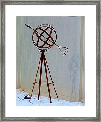 Follow The Stars Framed Print by Wild Thing