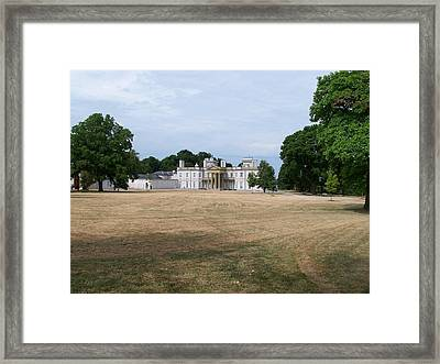 Dundurn Castle Framed Print by Lisa Young