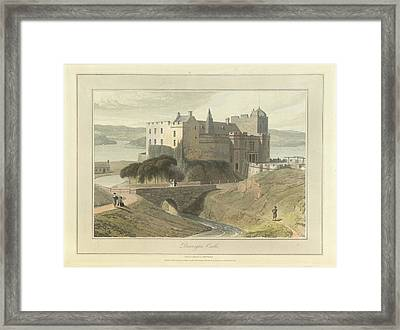 Dunvegan Castle Framed Print by British Library