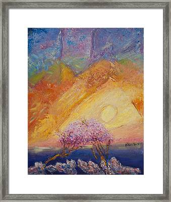 Dusk Framed Print by William Killen