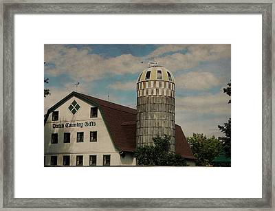 Dutch Country Framed Print by Dan Sproul