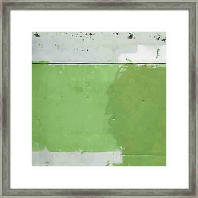 E Framed Print by Lee Harland