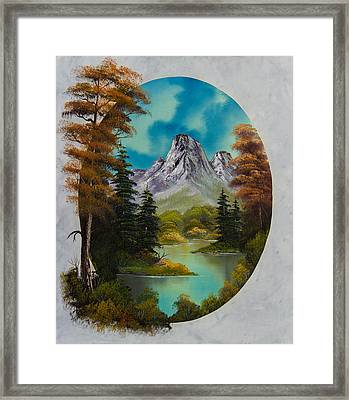 Russet Autumn  Framed Print by C Steele