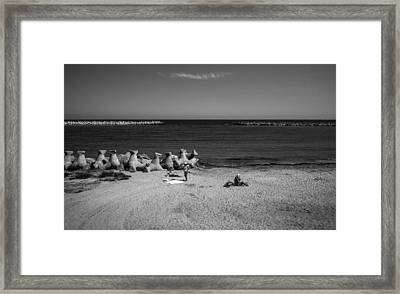 Early Day Framed Print by Mihai Ilie