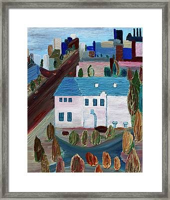 Early Memories Framed Print by Vadim Levin