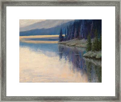 Early Risers Framed Print by Gary Huber