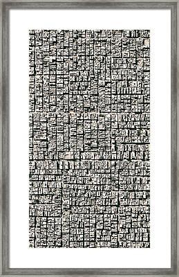 Earth Dwarawati Framed Print by John Illingworth