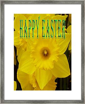 Easter 30 Framed Print by Patrick J Murphy