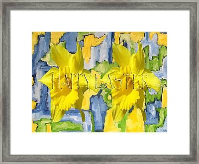 Easter 65 Framed Print by Patrick J Murphy