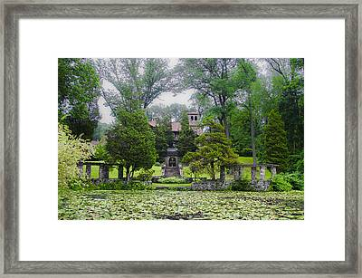 Eastern University Framed Print by Bill Cannon