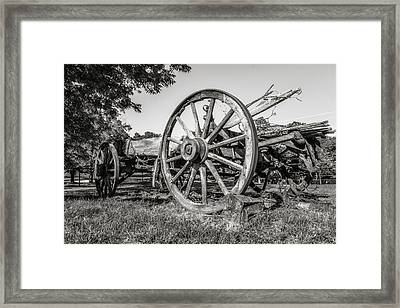 Ebc-10 Framed Print by Bob King