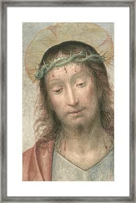 Ecce Homo Framed Print by Fra Bartolommeo