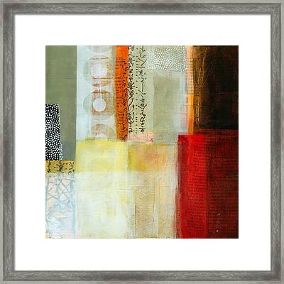 Edge Location 7 Framed Print by Jane Davies