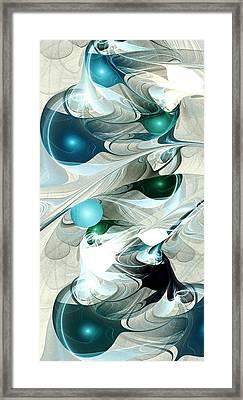 Effervescence Framed Print by Anastasiya Malakhova