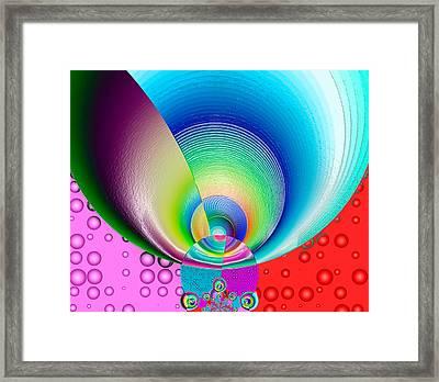 Ego Framed Print by Wendy J St Christopher