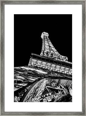 Industrial Romance Framed Print by Az Jackson