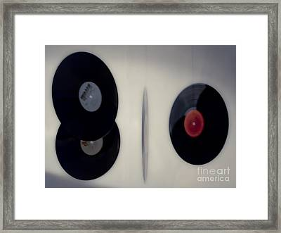 Eight Ten Pm Framed Print by Valerie Morrison