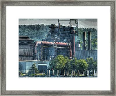 Ejiw Framed Print by MJ Olsen