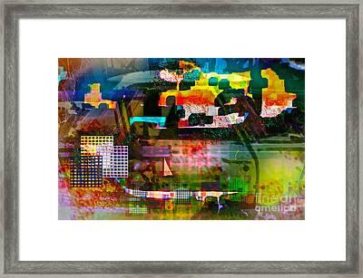El Camino Restoration Framed Print by Gwyn Newcombe