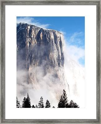 El Capitan Framed Print by Bill Gallagher