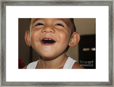 Elation Framed Print by Lotus