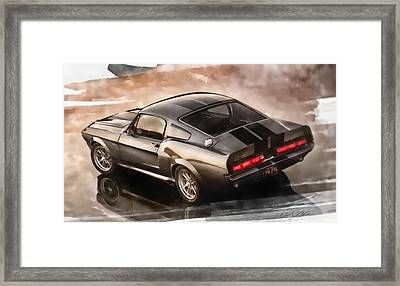 Eleanor Framed Print by Peter Chilelli