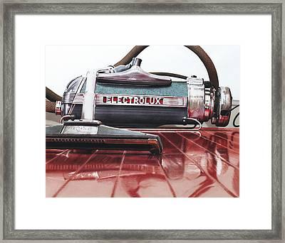 Electrolux 1949 Framed Print by Denny Bond