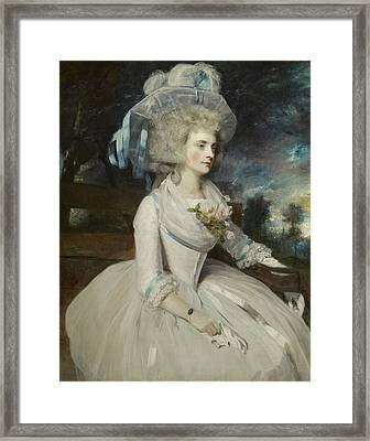 Elizabeth Countess Of Warwick Framed Print by Mountain Dreams