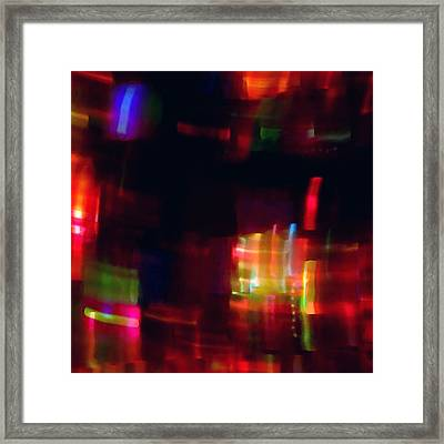 Embers Framed Print by James Elmore