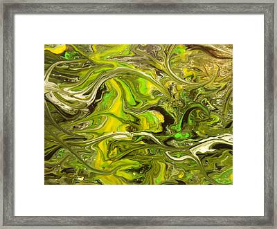Embrace Framed Print by Lisa Williams