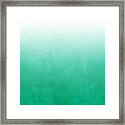 Emerald Bay Framed Print by Linda Woods