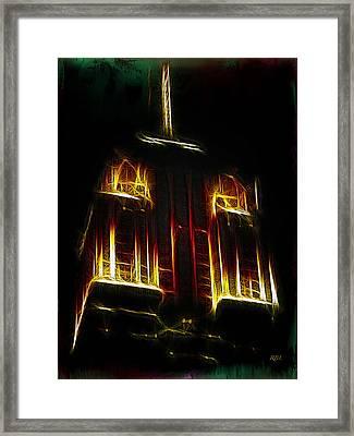 Empire Framed Print by Rick Lloyd