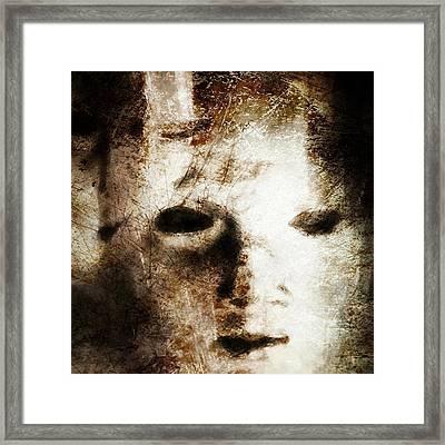 Empty Framed Print by Gun Legler