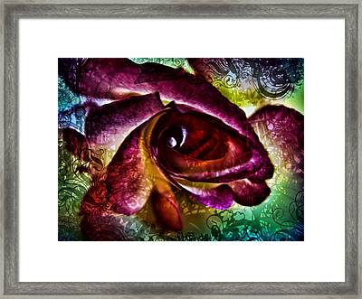 Enchanted  Framed Print by Marianna Mills