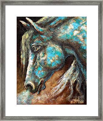 Encore Framed Print by Jonelle T McCoy