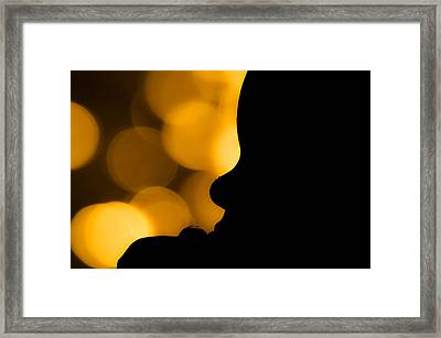 End Of Day Calm Framed Print by Alistair Lyne