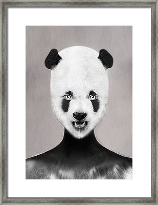 Endanger Me Framed Print by Yosi Cupano