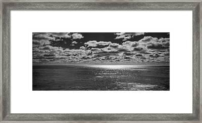 Endless Clouds II Framed Print by Jon Glaser