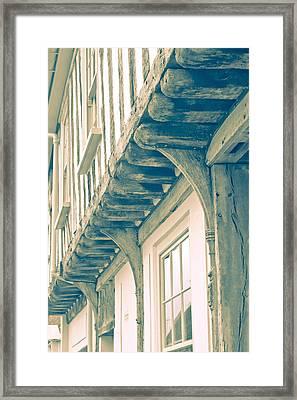 English Cottage Framed Print by Tom Gowanlock