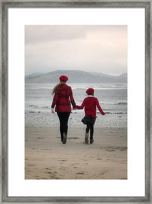 Enjoy Life Framed Print by Joana Kruse