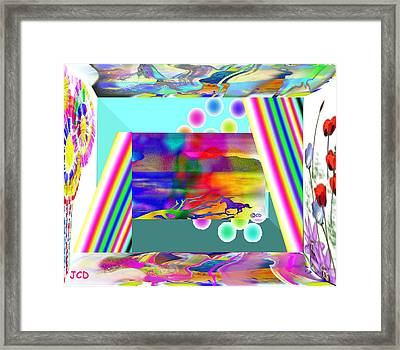 Enjoy This Framed Print by Jean-Claude Delhaise